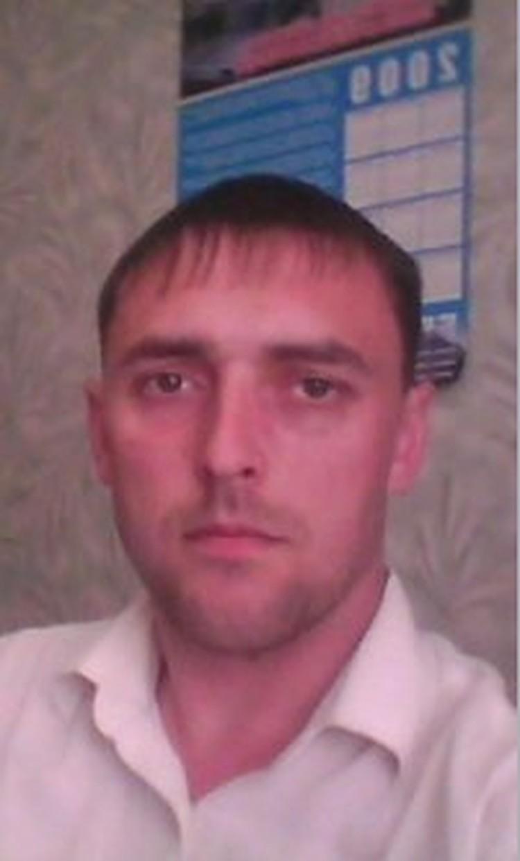 Виталий Бережной, подозреваемый в убийстве девочки