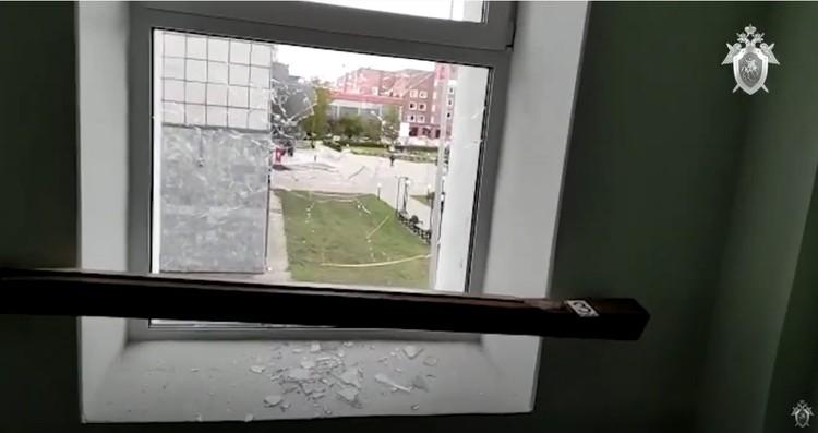 СКР показал фото с места происшествия Фото: СКР