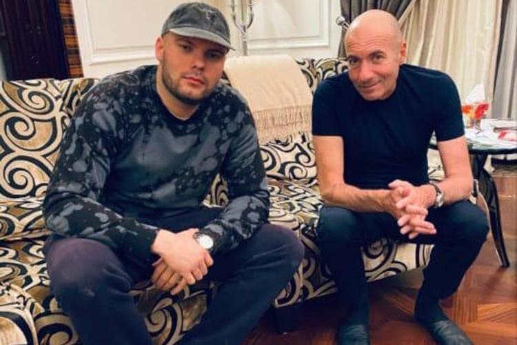 Игорь Крутой впервые подтвердил, что у него есть внебрачный сын.