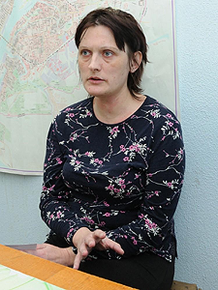 Анна Сулейманова помогает сыну Ансари к нормальной жизни.