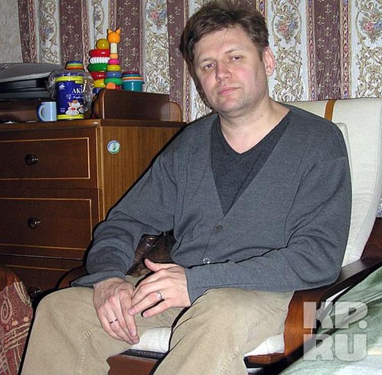 Адвокат Дмитрий Пагин, один из тех, кто бился за освобождение невинно осужденного.