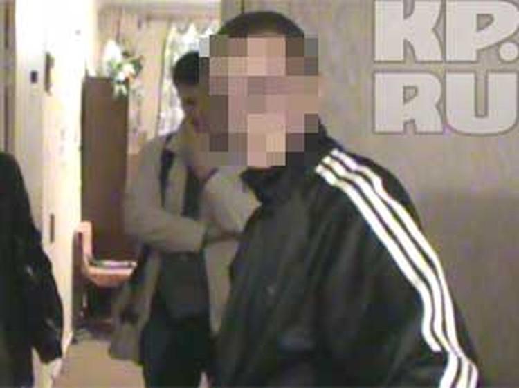 Один из самых активных участников убийства - Роман Петерс
