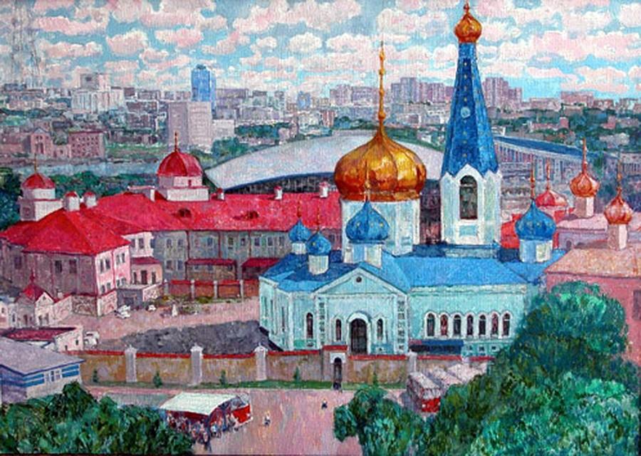 мой родной город челябинск картинки сегодняшнее
