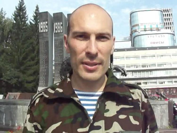 Сын Хабарова Дмитрий