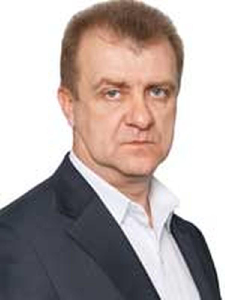 Захар Федорович Мисанец.
