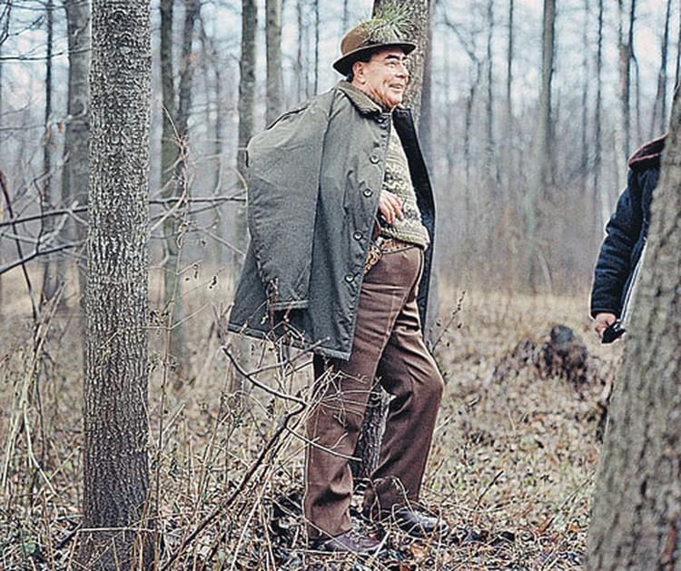 Только наедине с природой Леонид Ильич мог быть самим собой, и, наверное, потому он так радовался охоте.