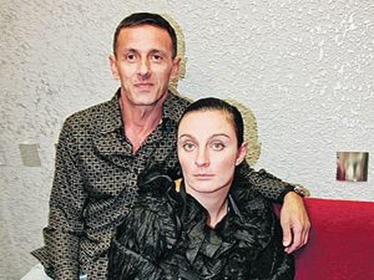 Певица и Иван Матвиенко еще год назад казались счастливой парой. Но теперь между ними только деловые отношения.
