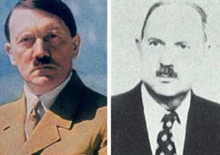 Появились новые доказательства того, что Жан-Мари Лоре был сыном Адольфа Гитлера