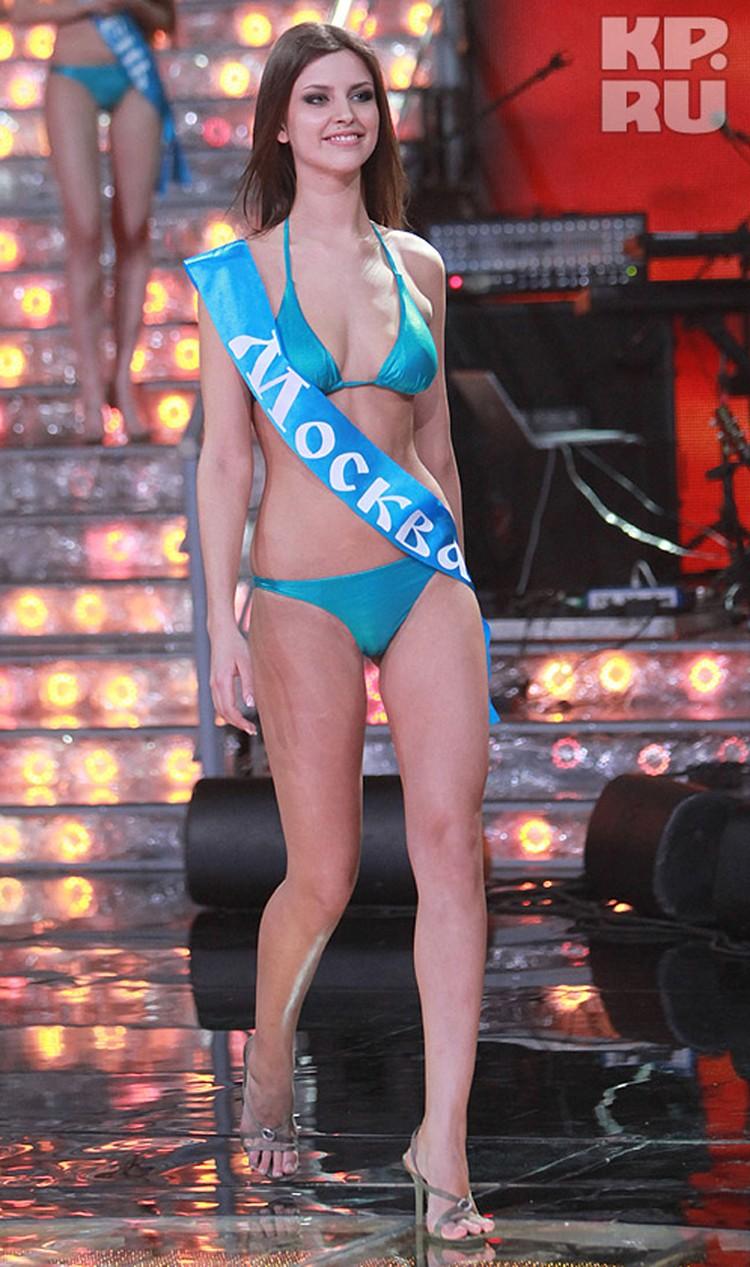 Мисс Россия 2011 - Наталья Гантимурова ФОТОРЕПОРТАЖ