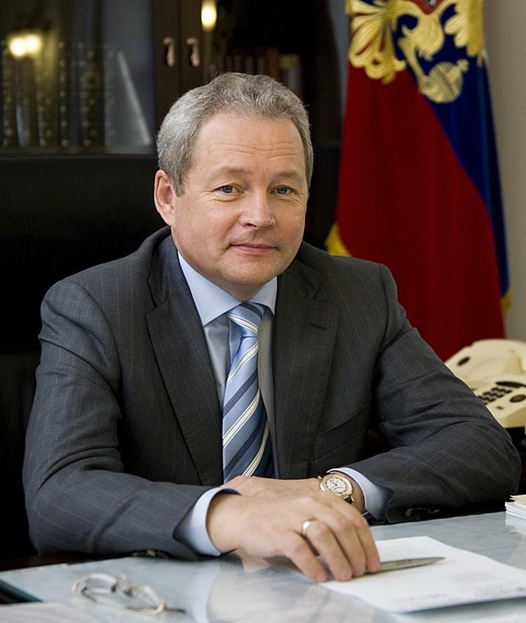 И.О. губернатора Пермского края назначен Виктор Басаргин.