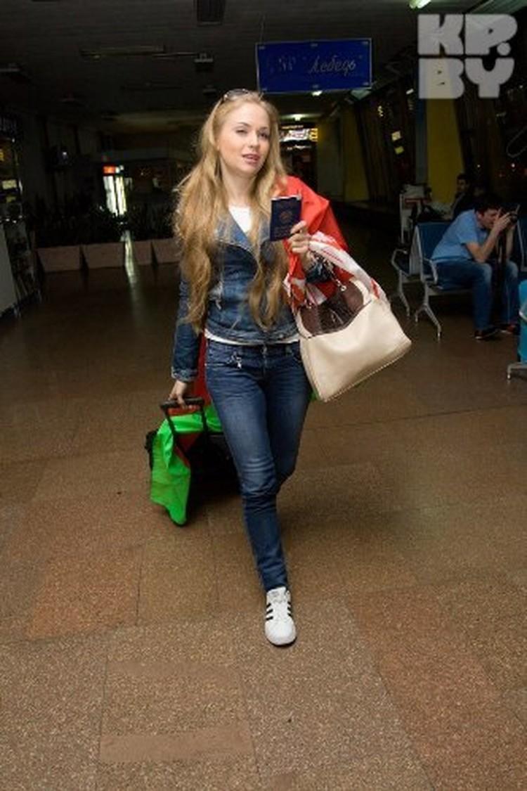 Певица Алена Ланская все-таки поехала на «Евровидение» в Баку