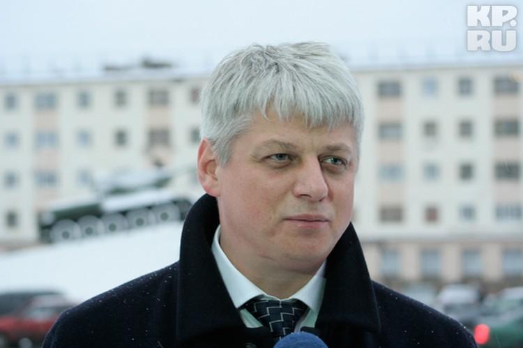 Василий ШАМБИР.