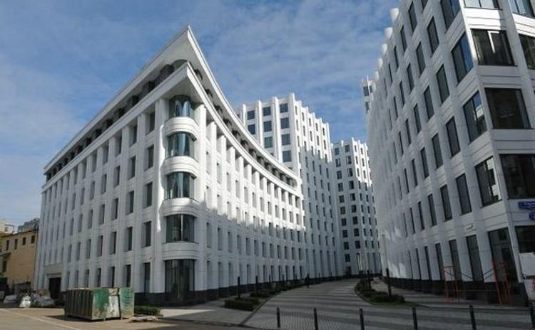 Этот дом на Озерковской набережной спроектирован как раз в бюро «SPEECH Чобан & Кузнецов».