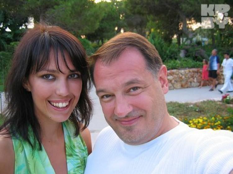 Владимир и Ольга вместе уже много лет, но поженились в прошлом году.