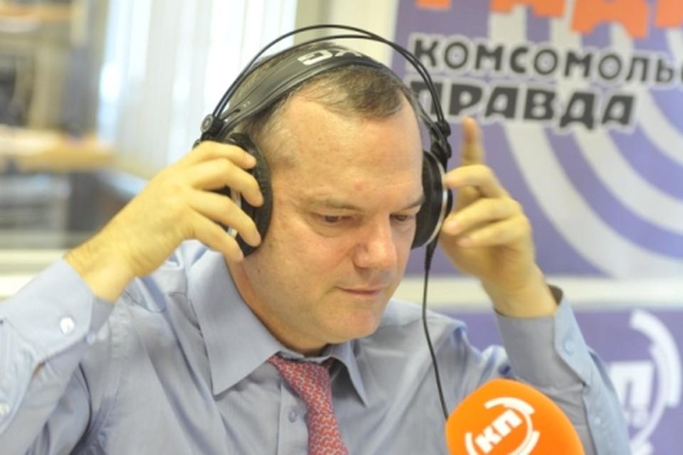 Заместитель председателя правления Пенсионного фонда России Николай Козлов пришел к нам в гости, чтобы рассказать о грядущей пенсионной реформе