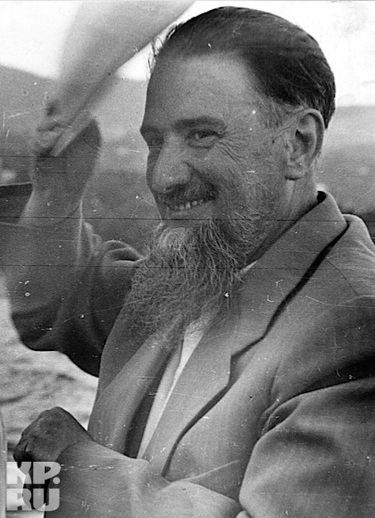 Игоря Курчатова звали Бородой.