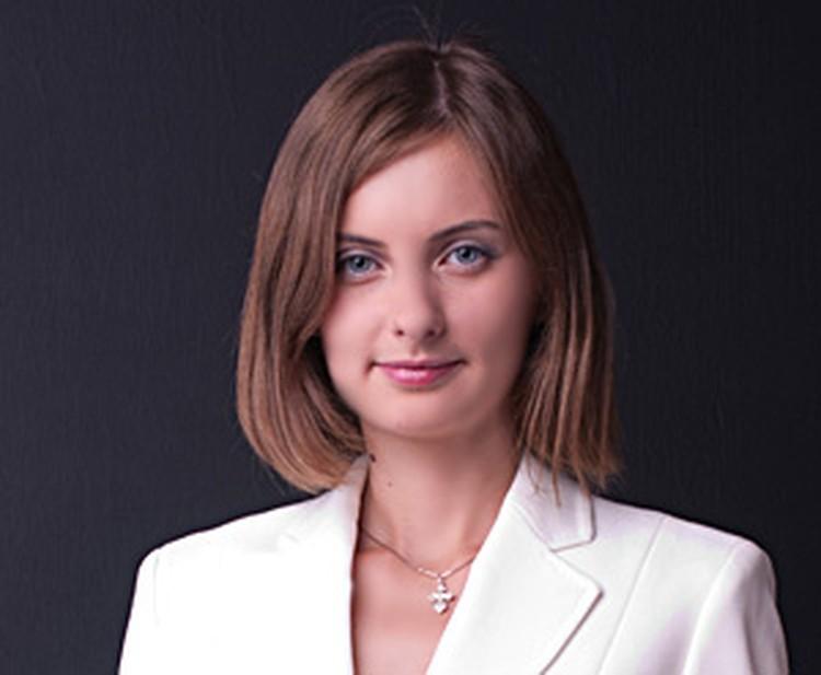 Глава компании «Организация личных финансов» Алена Никитина.