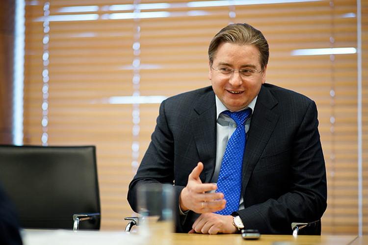Антон Соловьев: «В банке человеку должны быть рады».