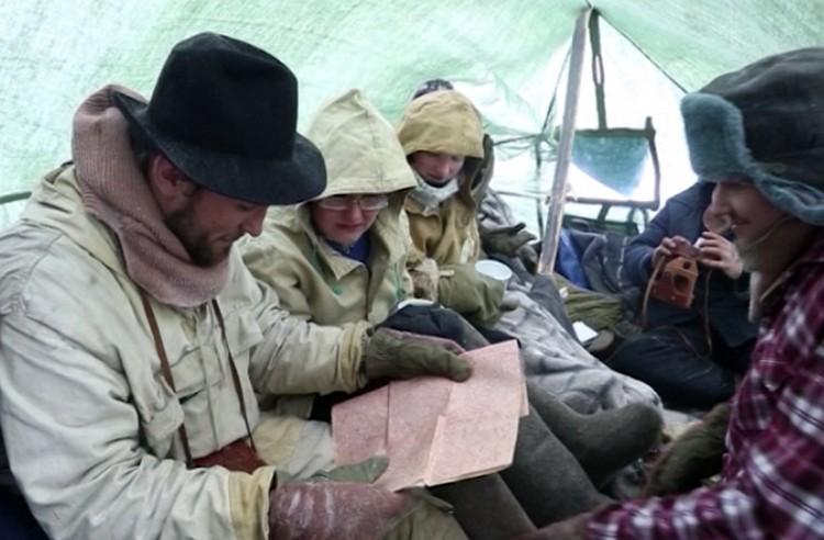 Журналисты «КП» вместе с коллегами с Первого канала  провели реконструкцию событий 1959 года в уральских горах.