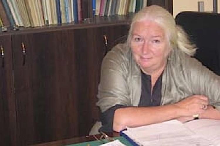 Профессор Санкт-Петербургского государственного университета Татьяна Черниговская.