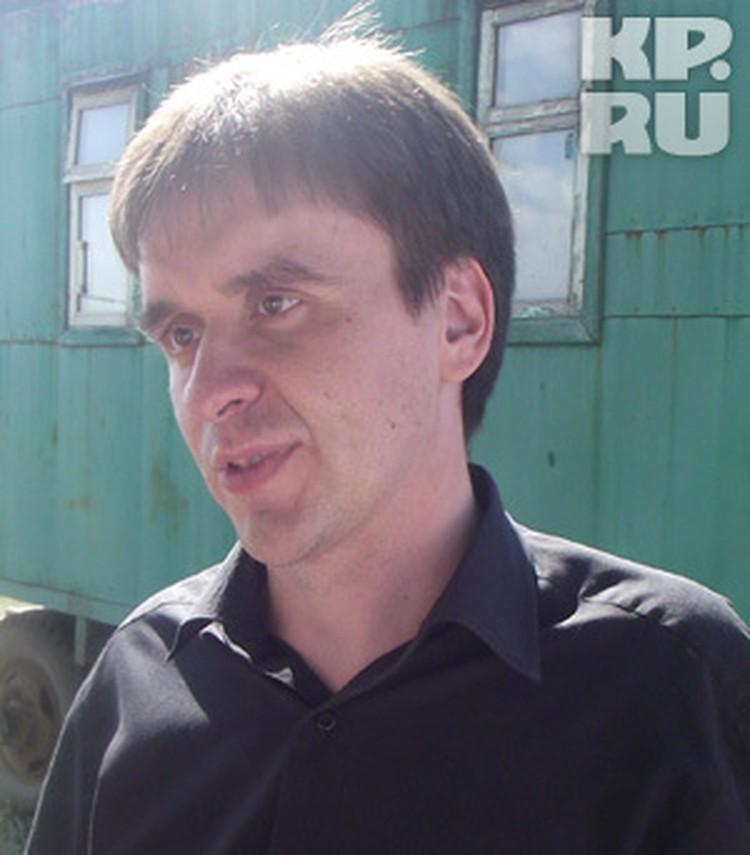 Заместитель гендиректора УГМК Евгений Брагин.