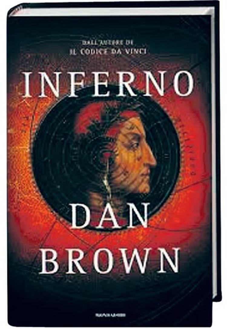 Данте Алигьери и его «Божественная комедия» стали для Брауна источником вдохновения.