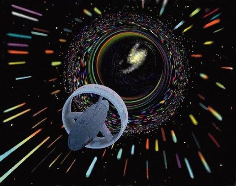 """Исследователи не исключают, что Вселенные соединены друг с дружкой  так называемыми """"кротовыми норами"""", которые со стороны выглядят """"черными дырами"""""""
