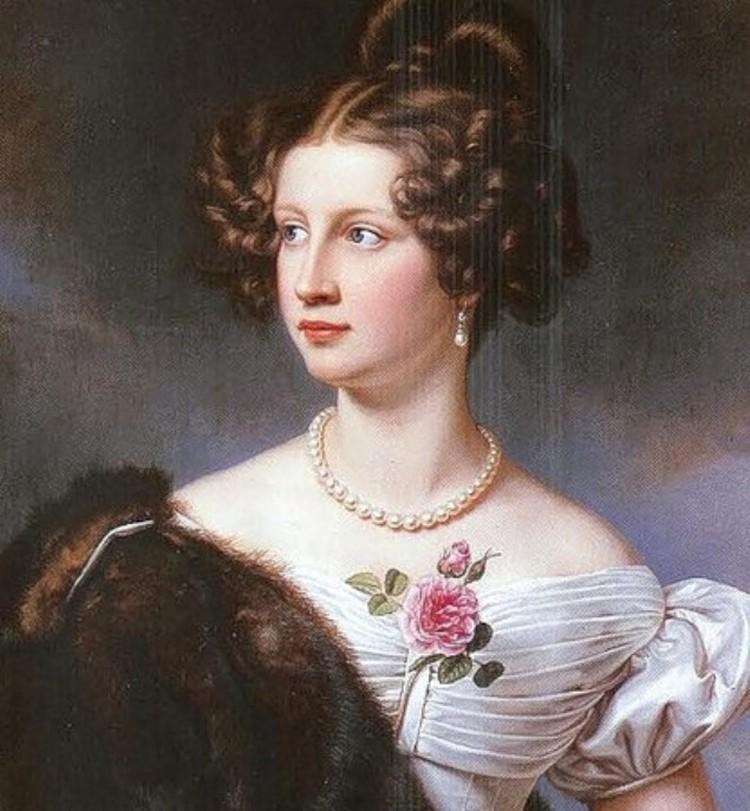 Амалия фон Лерхенфельд