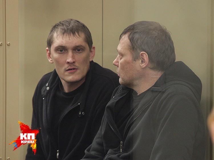 Владимир Алексеев и Игорь Черных