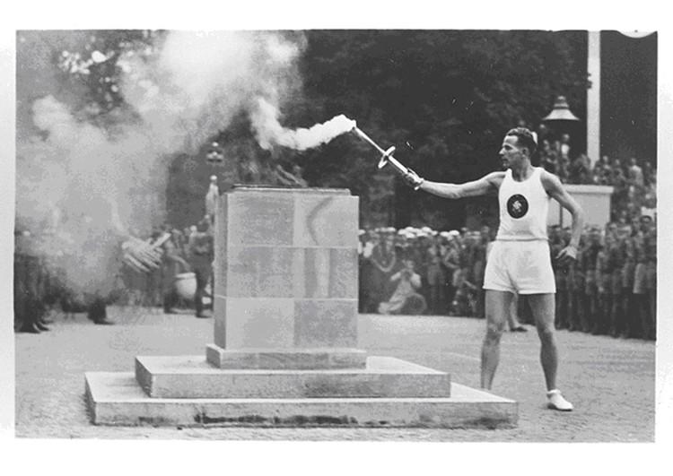 Эстафета Олимпийского огня «Берлин 1936»