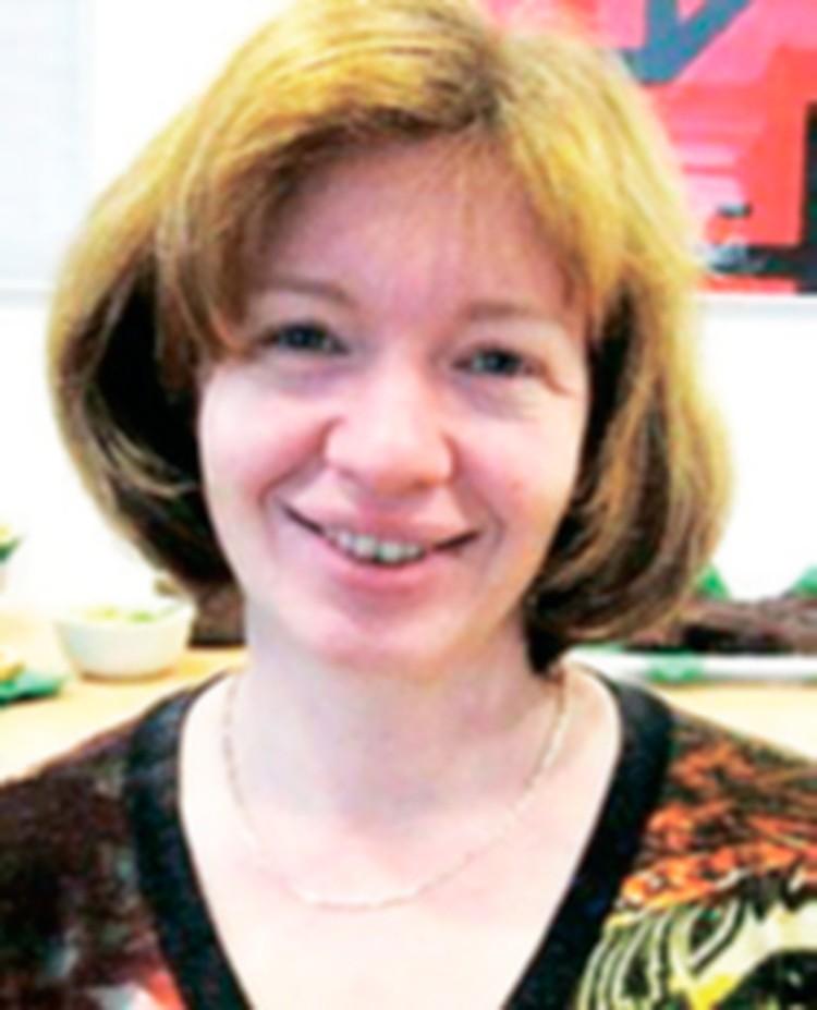 Анна Храпуненко.
