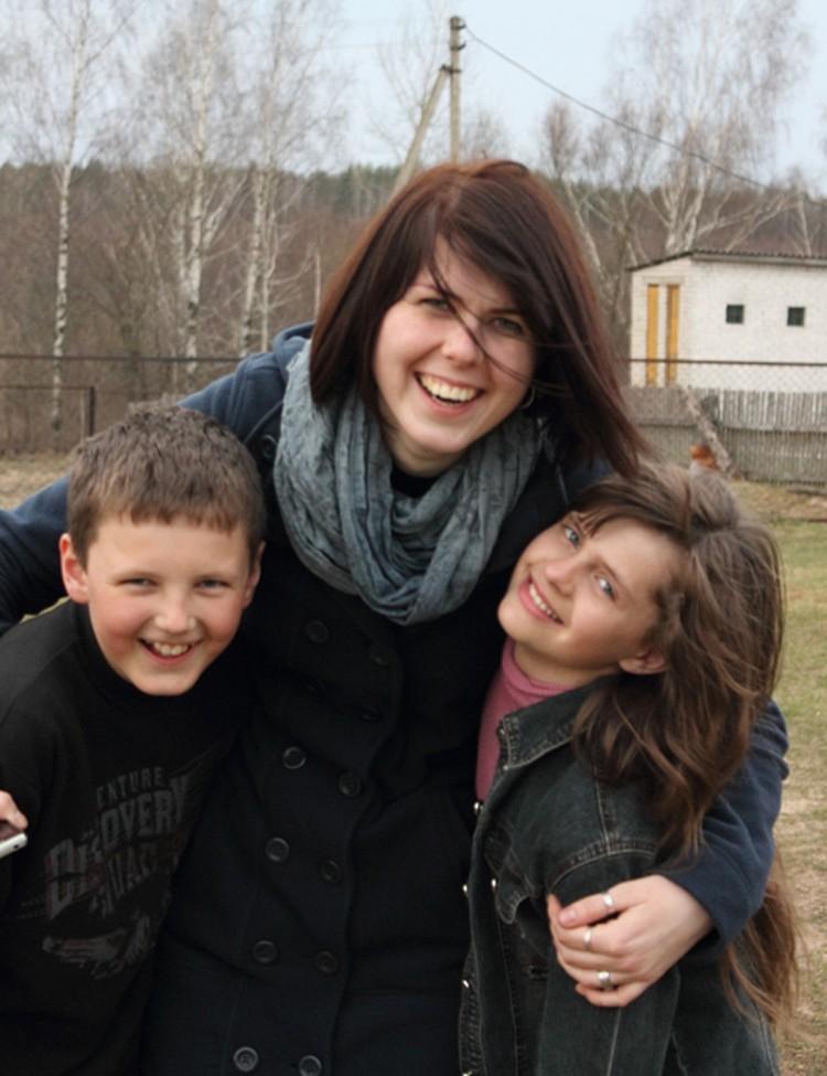 Анна Бурдина: Я замечаю, что у меня есть какая-то внутренняя способность любить детей независимо от того, кто они и чем они занимаются.