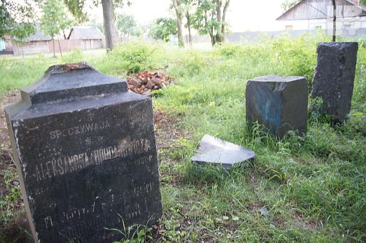 Могильный склеп Фащей начали восстанавливать
