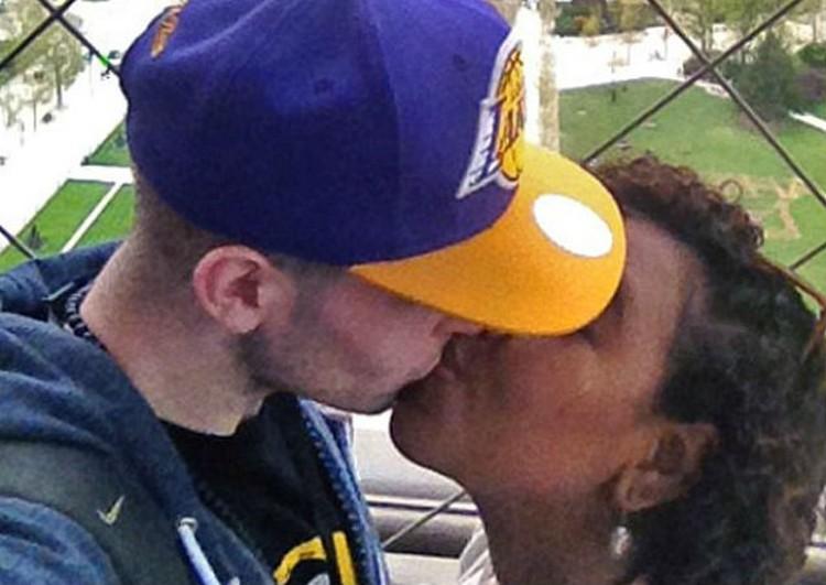 Девушка пообещала любить Джека независимо от его веса. Фото: Dailymail.