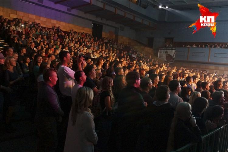"""На концерт """"Мельницы"""" пришло порядка 800 вологжан"""