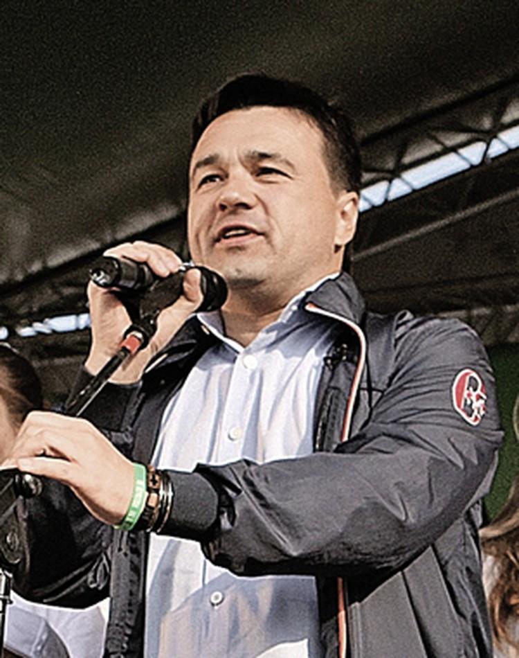 Андрей Воробьёв. Фото: Андрей ЖАБИН