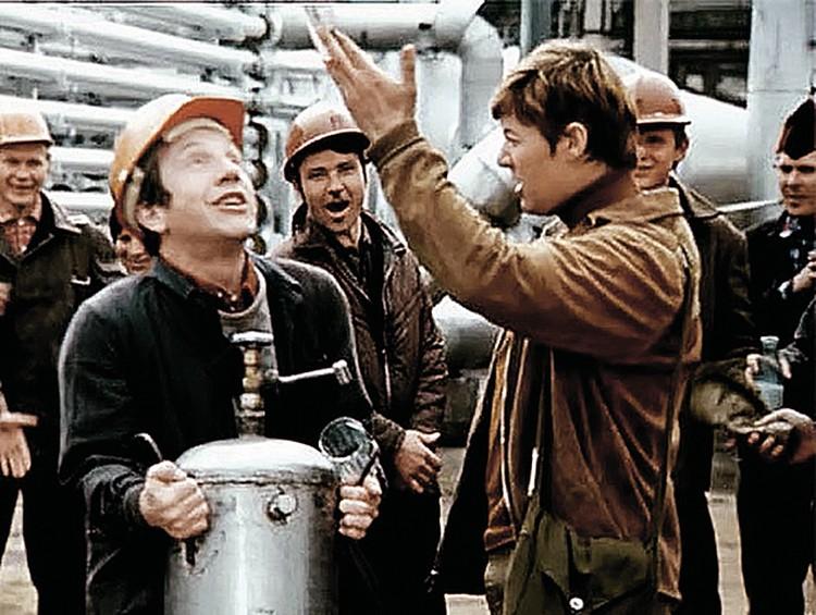 «Большая перемена». Фото: кадр из фильма.