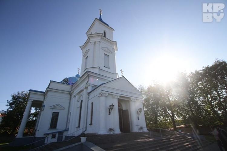 Спасо-Преображенский храм в Барановичах построили в начале прошлого века.