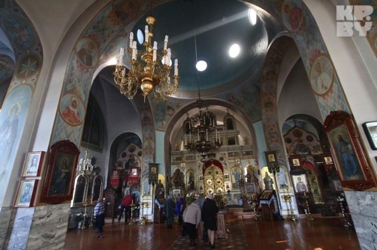 Спасо-Преображенский храм стал жемчужиной Баранович.
