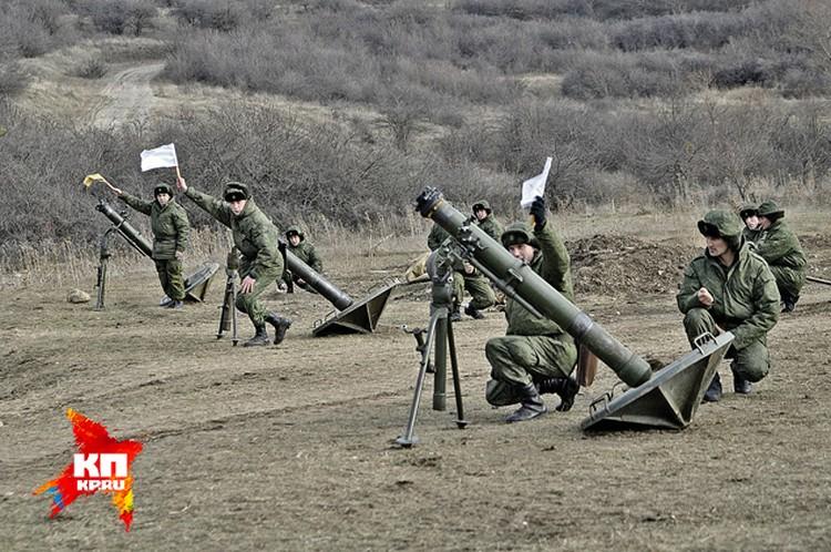В украинской армии учения проводили на бумаге, сейчас - на полигоне.
