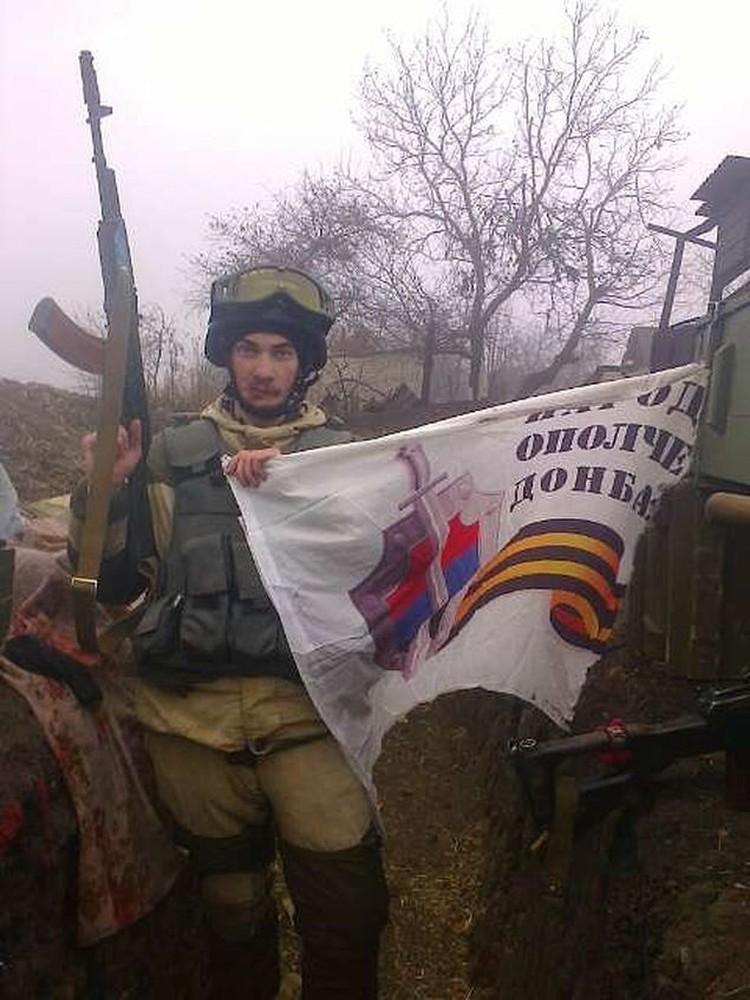 Владимир Борохов погиб на Донбассе в декабре, сегодня Новосибирская область прощается с ним...