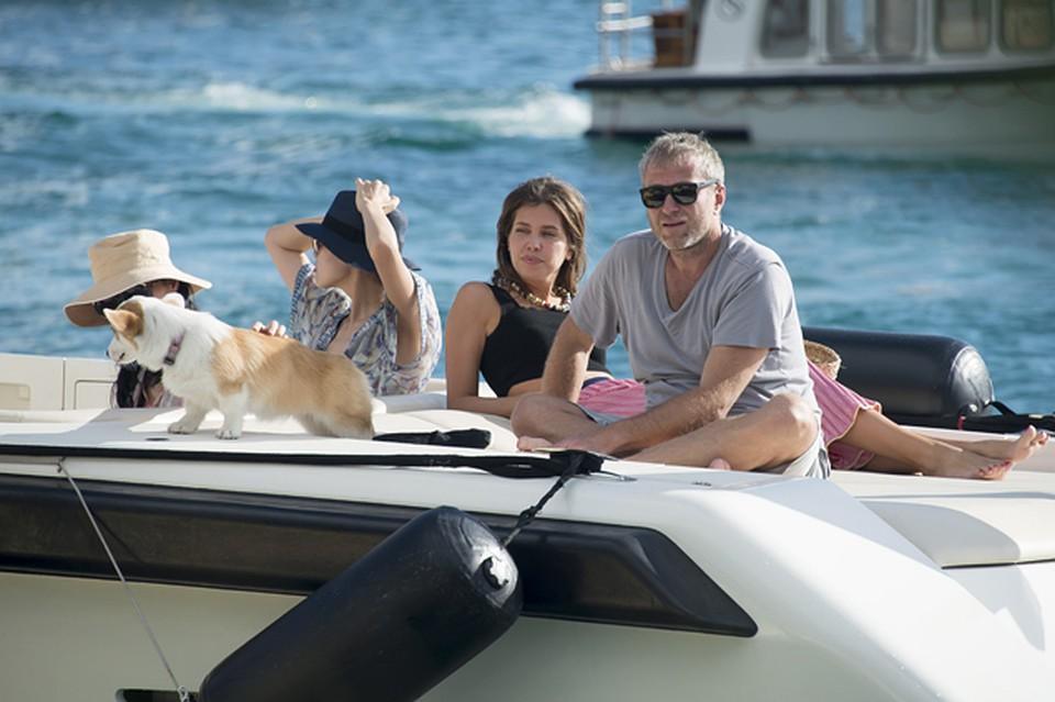Хайди Клум проводит рождественские каникулы вместе с экс-супругом Силом и детьми