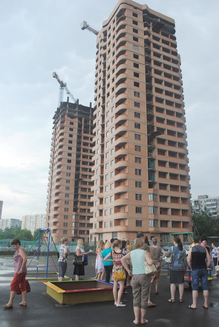 ЖК «Звездный»  - самый высокий комплекс в Ростове. Фото: Анна Мухтарова