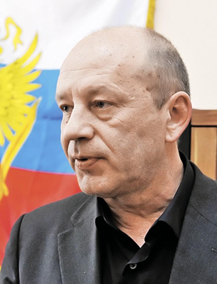 Сергей Соколов.