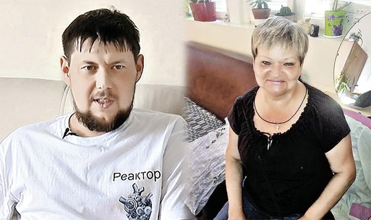 Жизни Марины Сафоновой и Евгения Сверкунова зависели от того, как скоро найдутся подходящие донорские органы. Фото: личный архив.