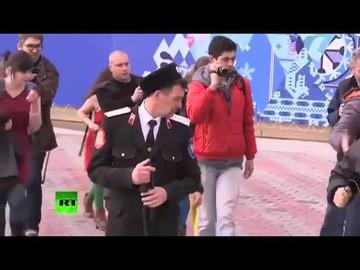 Олимпийское садомазо от Pussy Riot