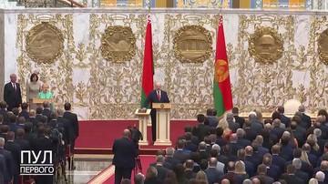 Инаугурация Александра Лукашенко во Дворце независимости