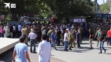 Армения: Всеобщая мобилизация и военное положение объявлены в стране из-за обострения конфликта в Нагорном Карабахе