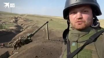 Артиллерия Карабаха наносит удары по позициям азербайджанской армии