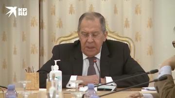 Лавров и руководители представительств иностранных СМИ в России